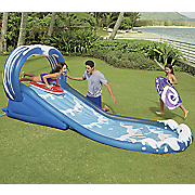 surf  n slide by intex