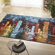 the city rug