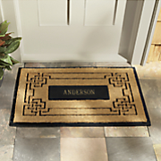 name door mat