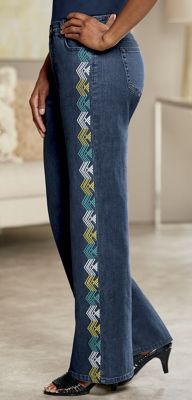 Autumn Denim Pant