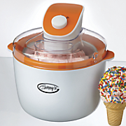 1.8-Qt. Ice Cream/Yogurt/Sorbet Maker