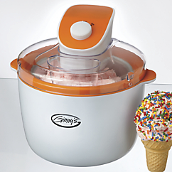 1 8 qt  ice cream yogurt sorbet maker