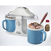 ginny s brand double ice cream maker