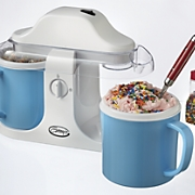 Ginny's Brand Double Ice Cream Maker