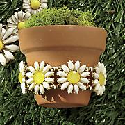 delightful daisies bracelet