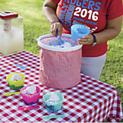 4 qt  collapsible bucket ice cream maker by hamilton beach