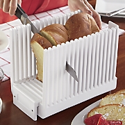 bread cutting slicer guide