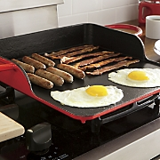 Ginny's Brand Enameled Cast Iron Griddle