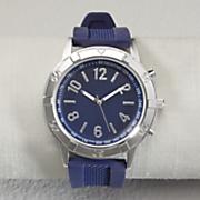unisex midnight blue watch
