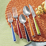 20-Piece Merengue Flatware Set by Fiesta