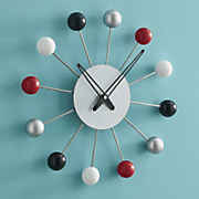 Retro Ball Clock