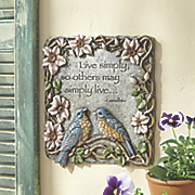 Live Simply Stepping Stone