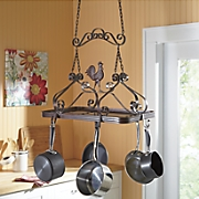 Coq-Au-Vin Pot Rack