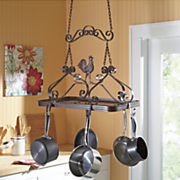 coq au vin pot rack