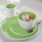 16-Piece Color Burst Dinnerware Set by Oneida