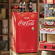 Retro Coke Mini Fridge
