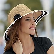 isaac mizrahi pom pom hat
