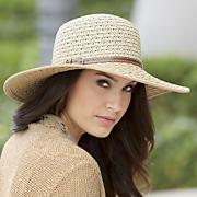 ombre ultrabraid brim hat