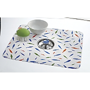 fish sink mat   strainer