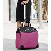Animal Print Roller Bag