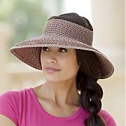 packable ultrabraid visor