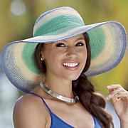 Tie-Dye Brim Hat