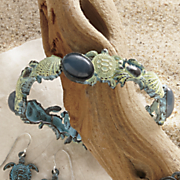 sea life stretch bracelet