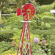 patriotic windmill