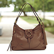 leather satchel by born