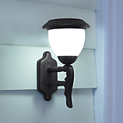 ultra bright solar sconce