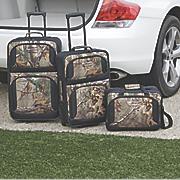 3 pc  camouflage luggage set