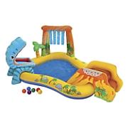 dinosaur play center by intex
