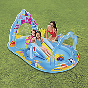 mermaid kingdom play center by intex