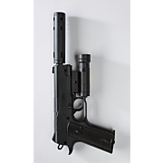 semi automatic co2 powered 1911 tactical air pistol by crosman