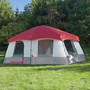 timber ridge 10 person tent by wenzel