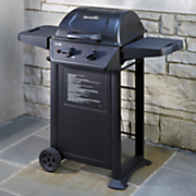 2 burner gas grill by char broil