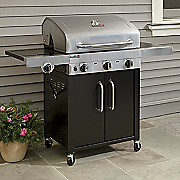 3 burner performance tru infrared gas grill by char broil