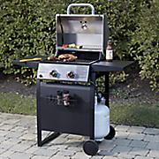 2 burner gas grill by uniflame