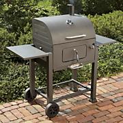 vista charcoal grill by landmann