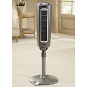 pedestal tower fan by lasko