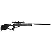 break barrel single shot trail np2 rifle by benjamin