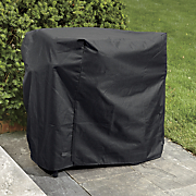 deluxe grill cover by blue rhino