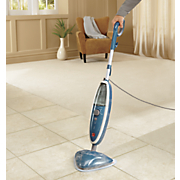 twin tank steam mop by hoover