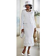 Claudette Hat and Jacket Dress