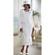 Claudette Hat and Jacket Dress