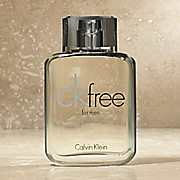 ckfree for men by calvin klein