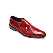 Gardello Monk Strap Shoe by Stacy Adams