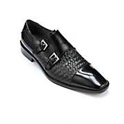 paul monk strap shoe by steve harvey