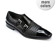 paul monk strap shoe by steve harvey