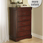 timeless design tall dresser